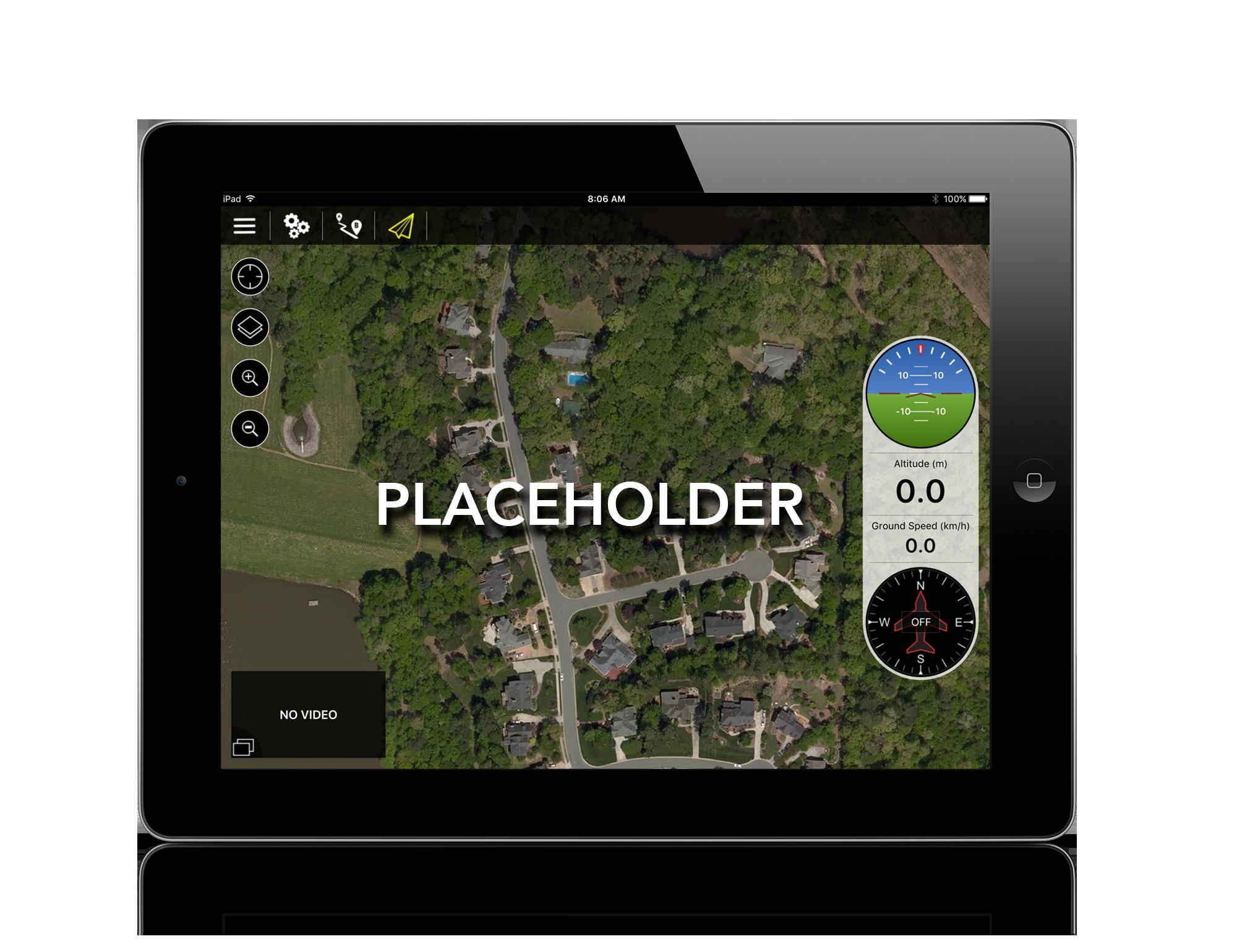 iPadComposite - QGroundControl - Drone Control